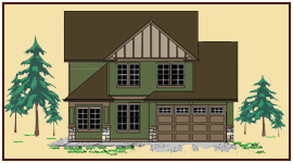 The Larkspur - 1682 Sq. Ft.