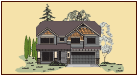 The Tamarack - 2267 Sq. Ft.
