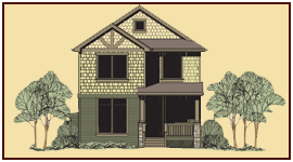 Lot #1 - 1311 Sq. Ft.