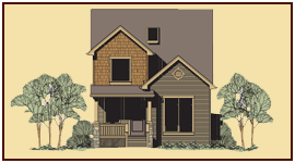 Lot #3 - 1588 Sq. Ft.