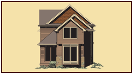 Lot #6 - 2100 Sq. Ft.