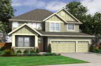 The McKenzie – 2628 square feet 4 bedrooms 3 baths